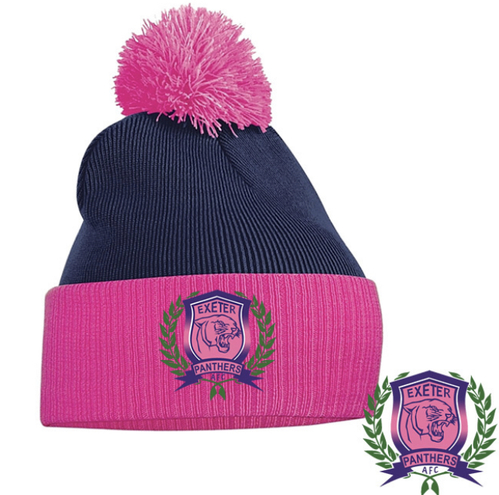 Exeter Panthers Beanie